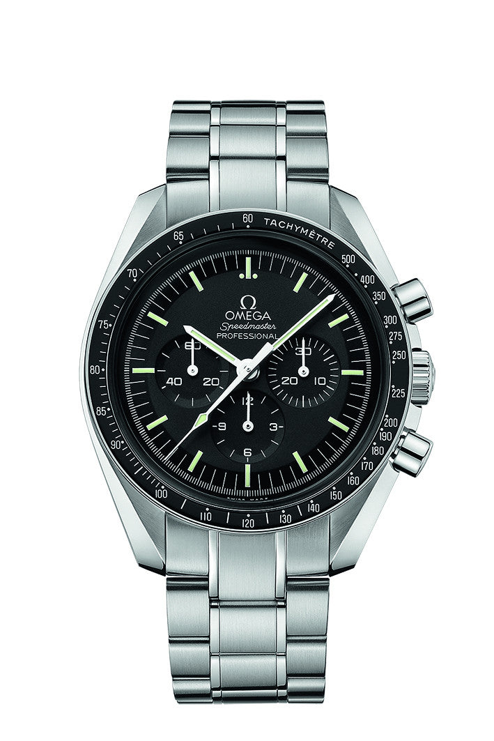 Omega 42 mm Speedmaster Moonwatch Professional Chronograph