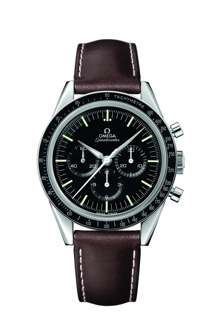 Omega Speedmaster Moonwatch Chronograph 39.7mm Watch