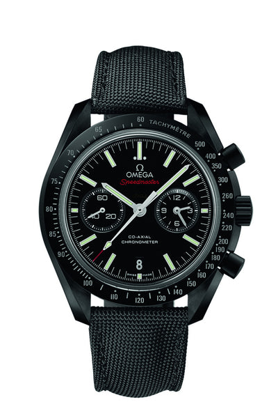 Omega 44 mm Speedmaster 'Dark Side of the Moon' Chronograph
