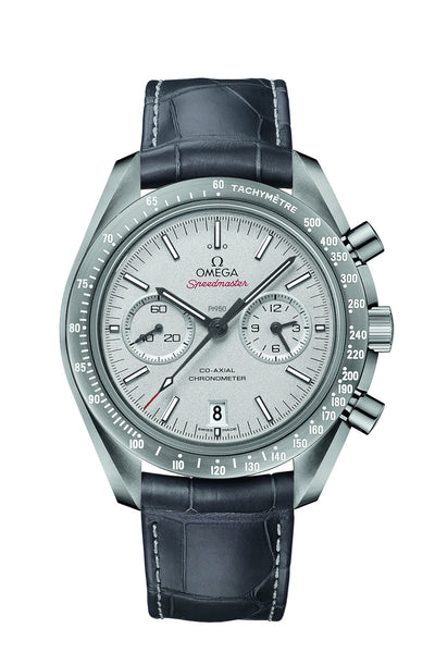 Omega 44 mm Speedmaster 'Grey Side of the Moon' Chronograph