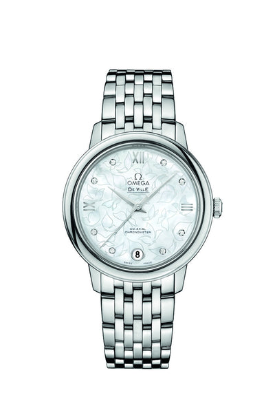 Omega 33 mm Ladies De Ville Prestige 'Butterfly'