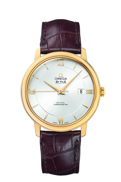 Omega 40 mm De Ville Prestige Co-Axial
