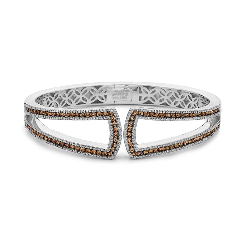 Charles Krypell Ivy U Bangle Bracelet