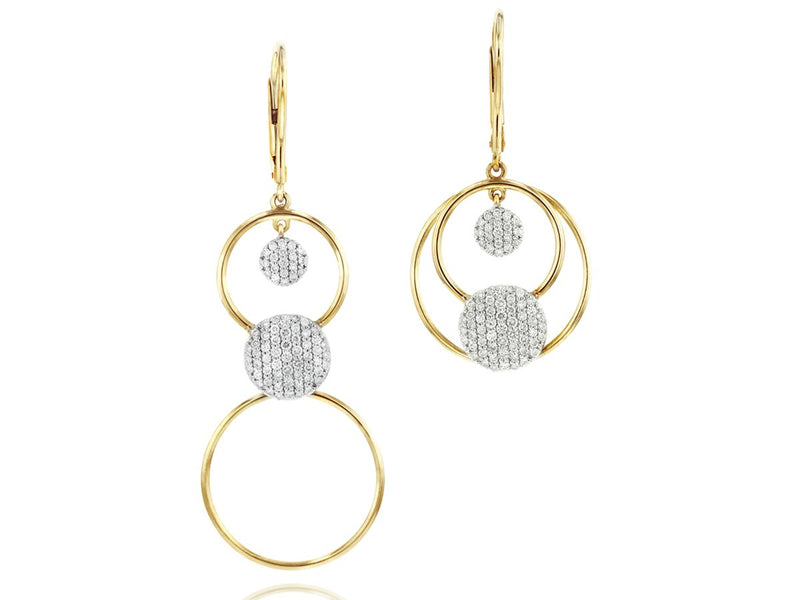Phillips House Infinity Pick-Me-Up Dangle Earrings
