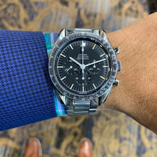 Pre-Owned Omega Speedmaster Professional Moonwatch (1960's)
