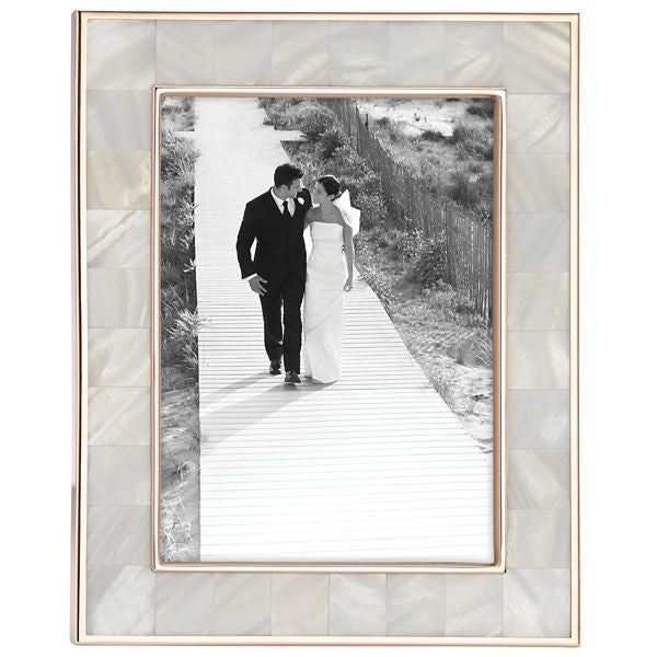 Reed & Barton Mother of Pearl Frame