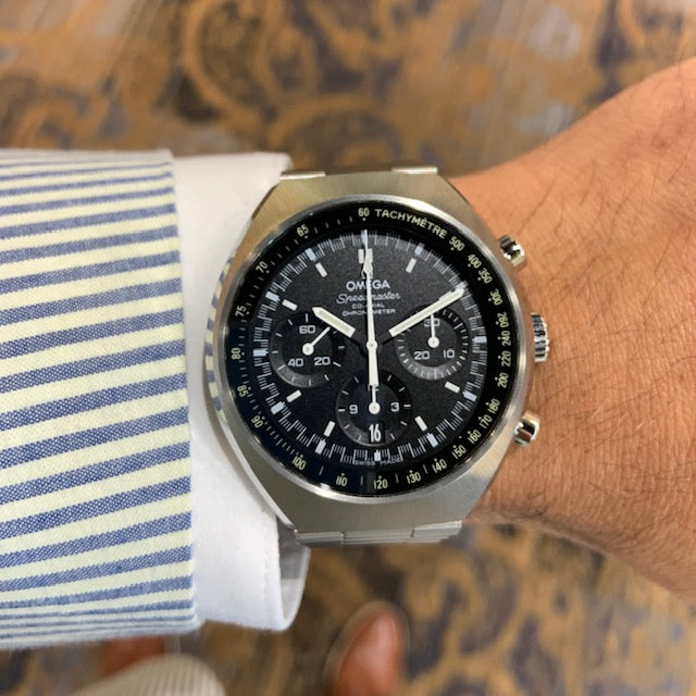 Pre-Owned Omega Speedmaster Mark II Co-Axial Chronometer Watch