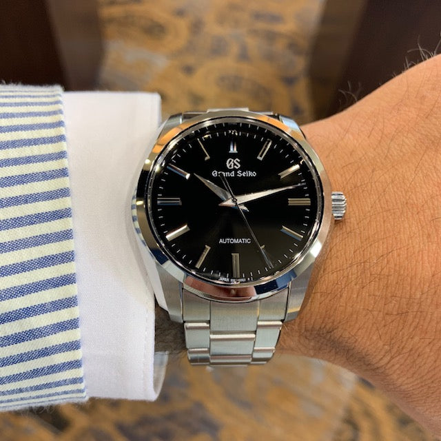 Pre-Owned Grand Seiko Automatic 3-Day Watch