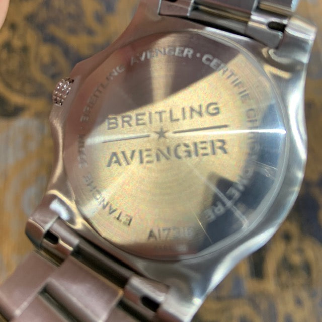 Pre-Owned Breitling Avenger Automatic Watch