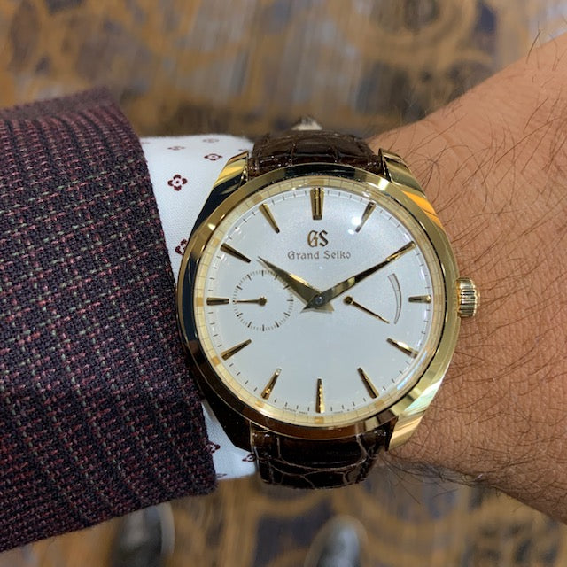 Pre-Owned Grand Seiko