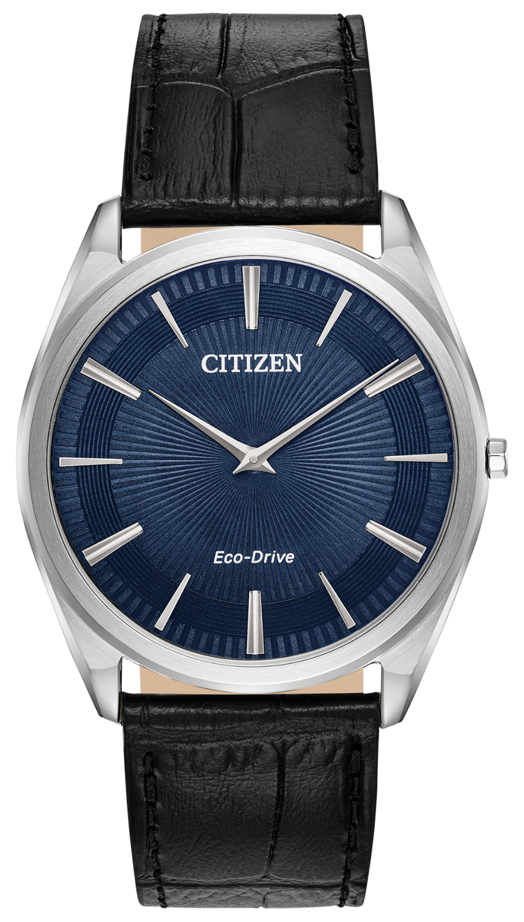 Citizen Stiletto 38mm Watch with Blue Dial