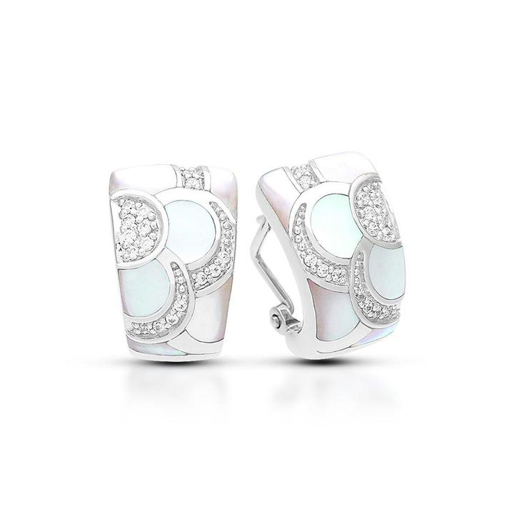 Belle Etoile Mother of Pearl Adina Earrings