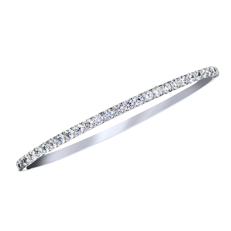 BLM Signature Diamond Bangle Bracelet