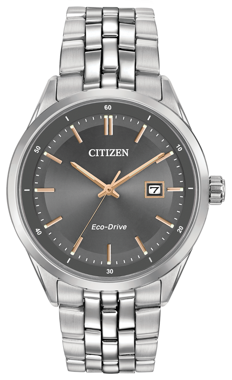 Citizen Corso 41mm Watch with Grey Dial