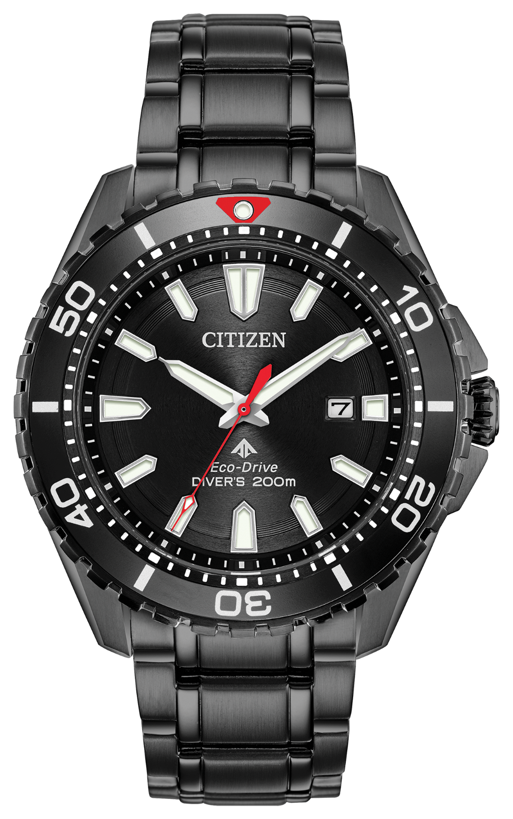 Citizen Promaster Diver 45mm Watch with Black Dial