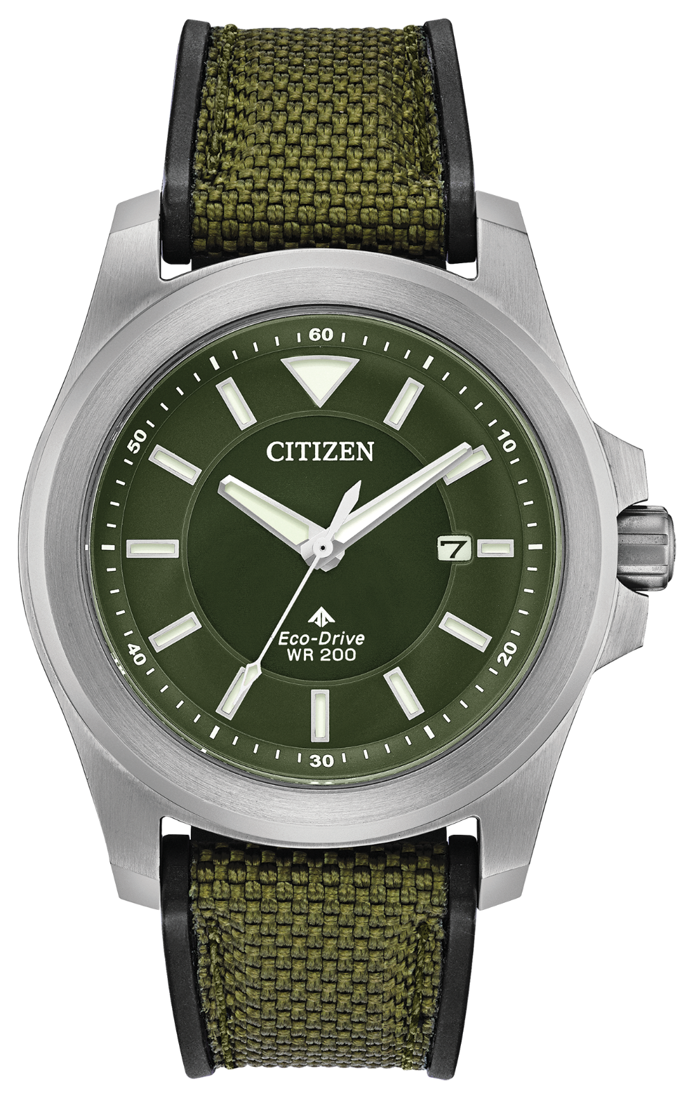Citizen Promaster Tough 42mm Watch with Green Dial