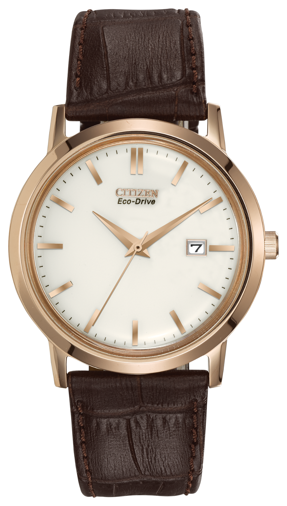 Citizen Corso 40mm Watch with Ivory Dial