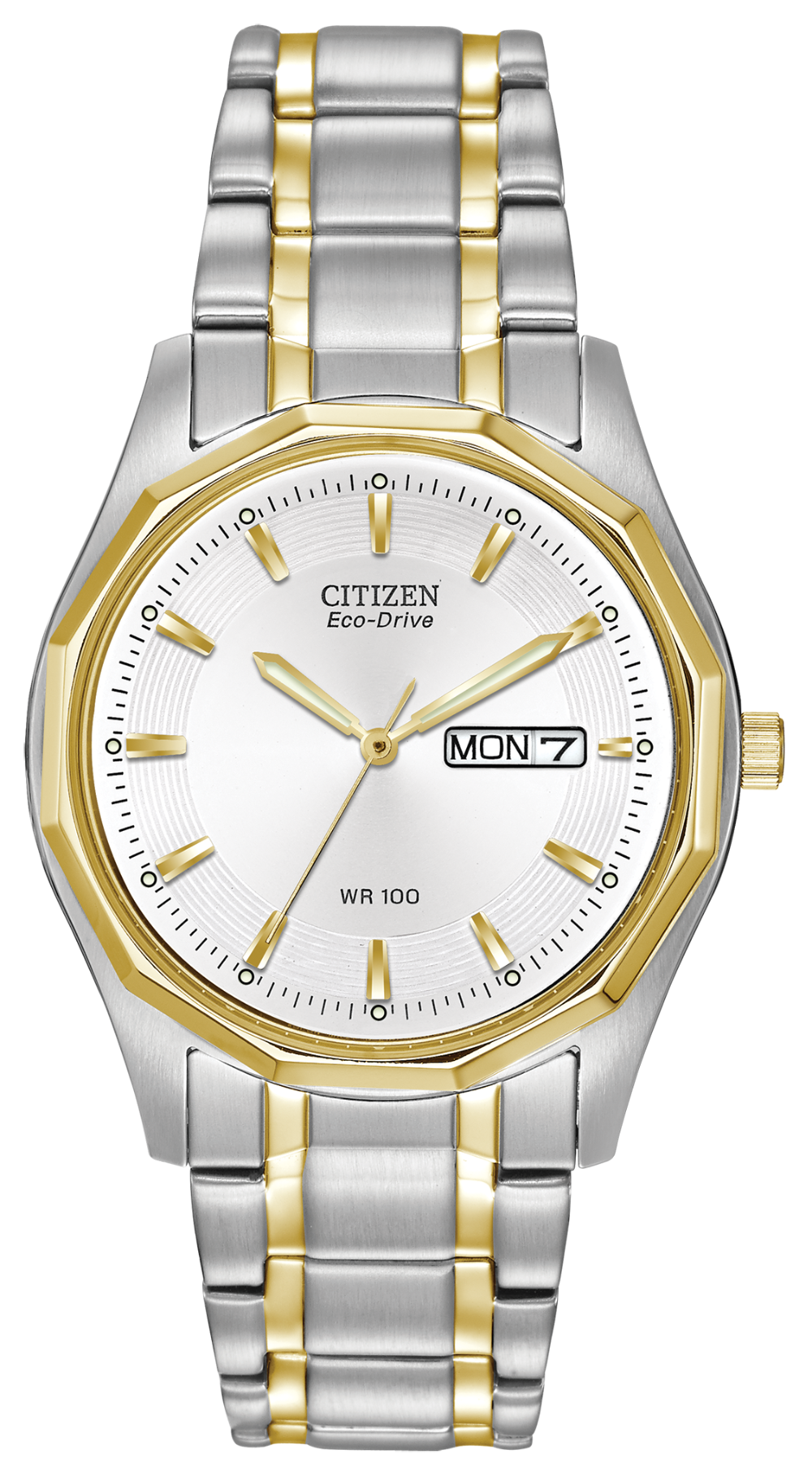 Citizen Corso 37mm Watch with White Dial