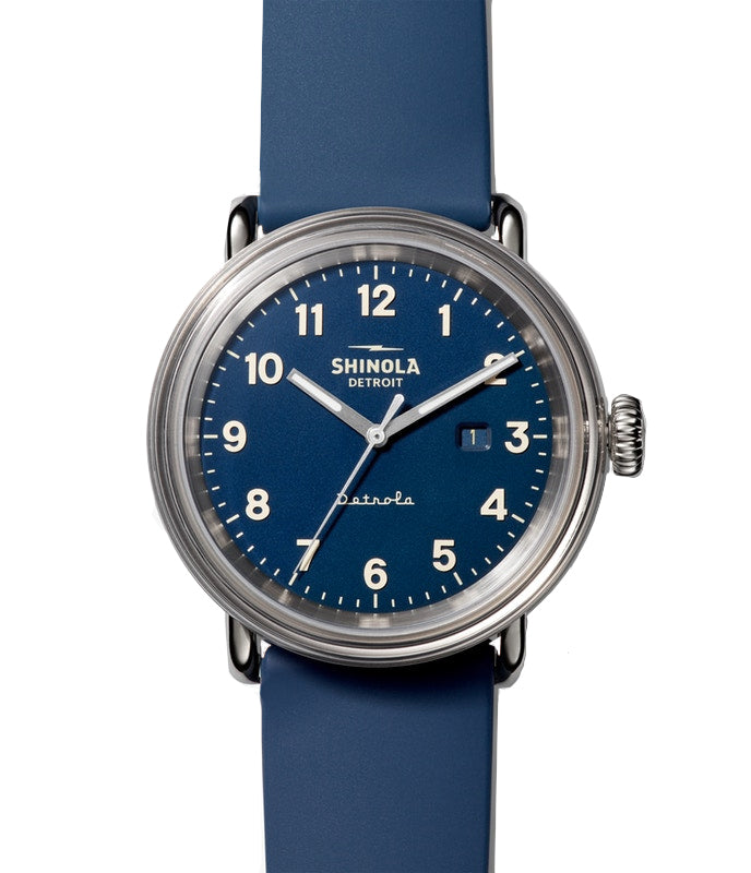 Shinola 'The Daily Wear' Detrola 43mm Watch