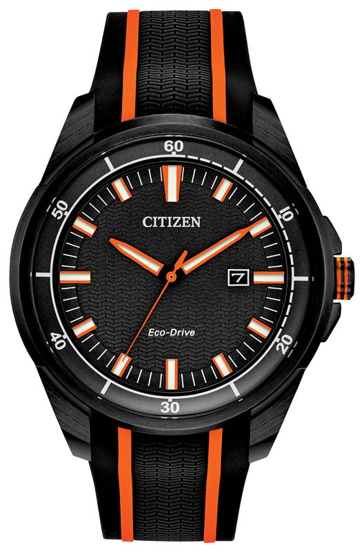 Citizen Drive 45mm Watch with Black Dial
