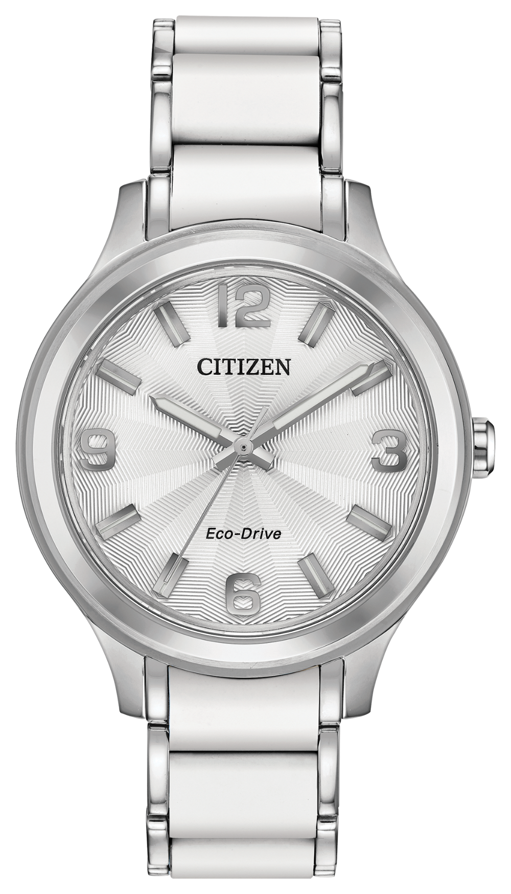 Citizen Drive 36mm Watch with Silver Dial