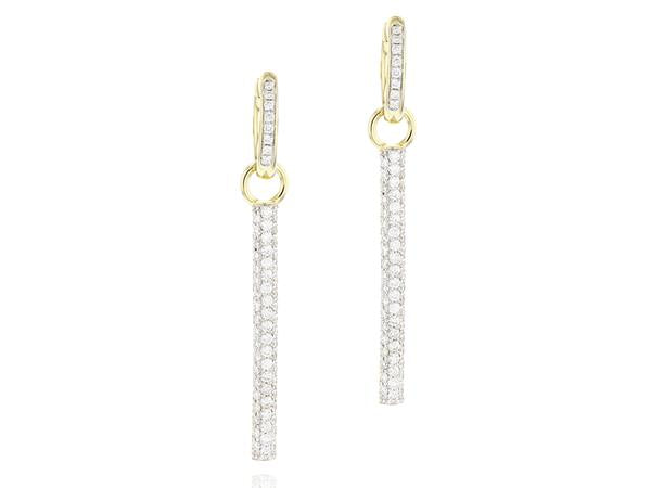 Phillips House Affair Long Toggle Earrings