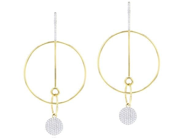 Phillips House Large Affair Loop Earrings