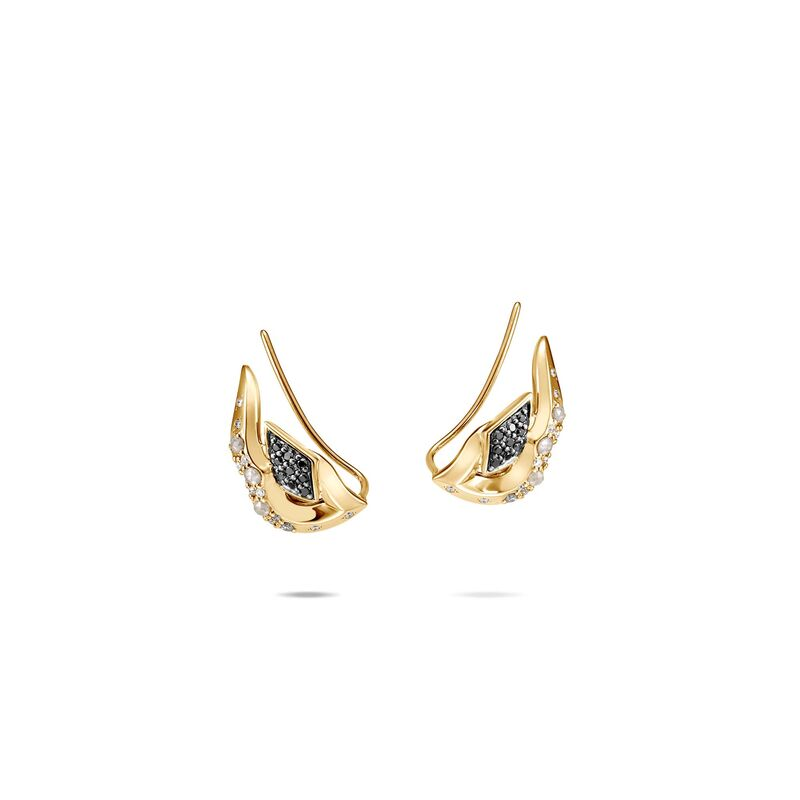 John Hardy Lahar Stud Earrings
