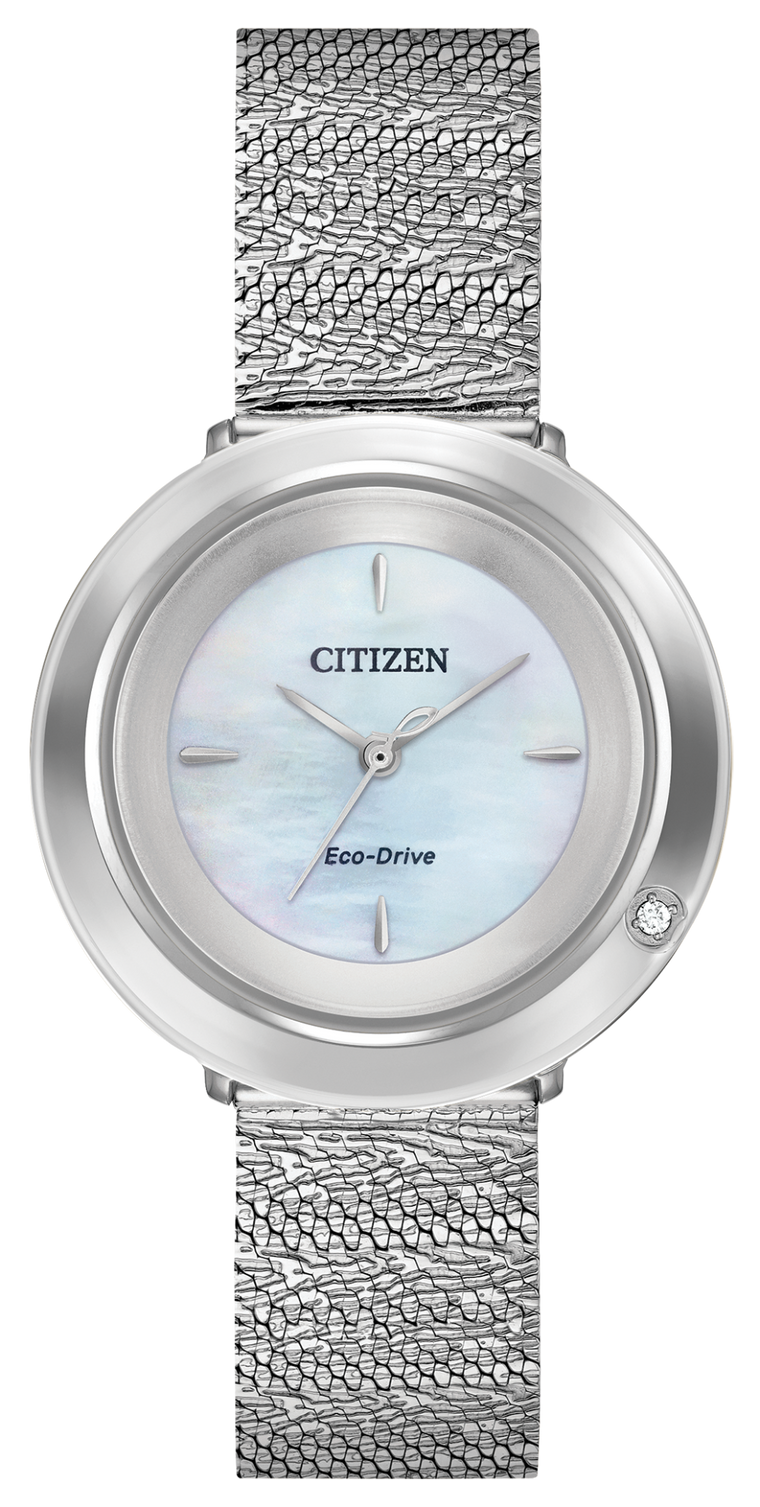 Citizen L Ambiluna 32mm Watch with Mother of Pearl Dial
