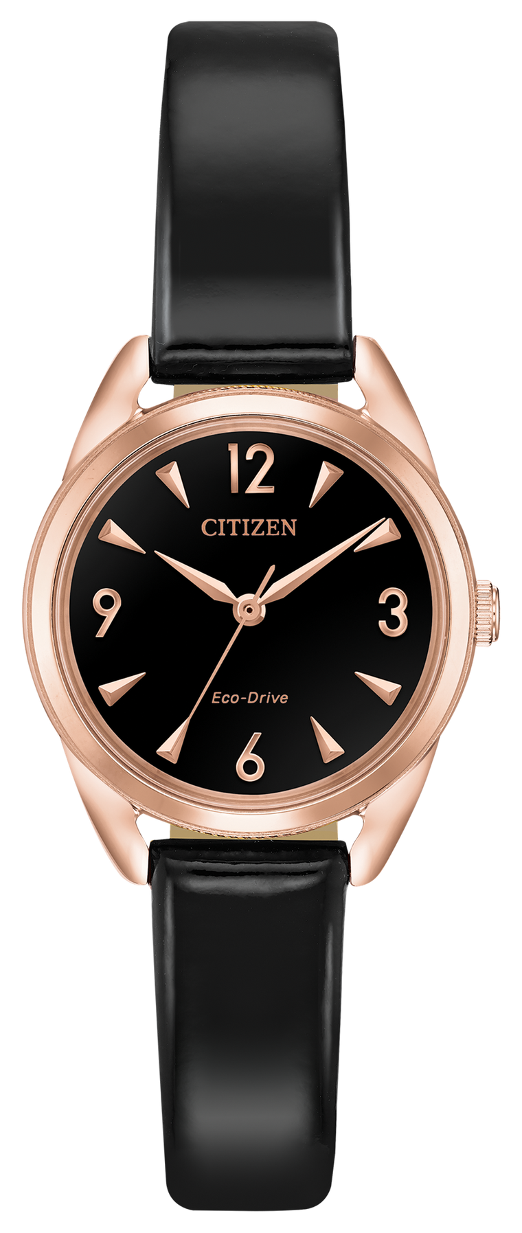 Citizen Long Term Relationship 27mm Watch with Black Dial