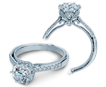 Verragio Couture-0429DR Diamond Engagement Ring