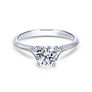 Gabriel & Co 'Ellis' Engagement Ring