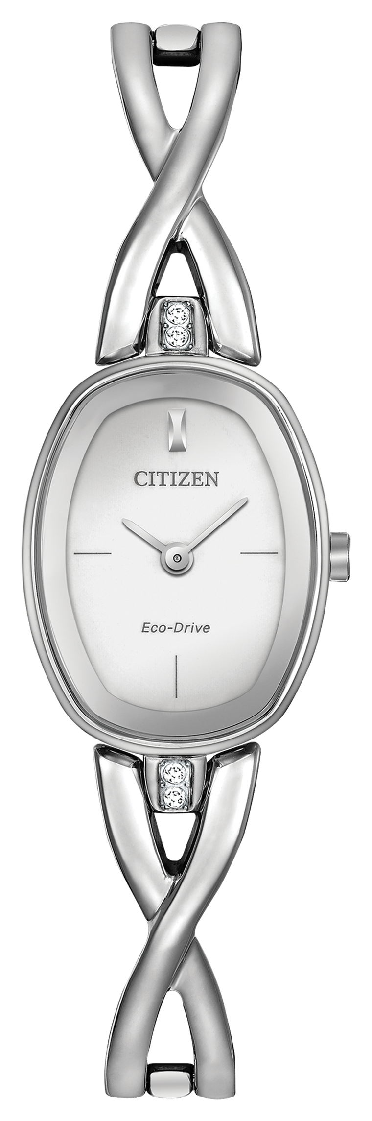Citizen Axiom 24mm Watch with Silver Dial