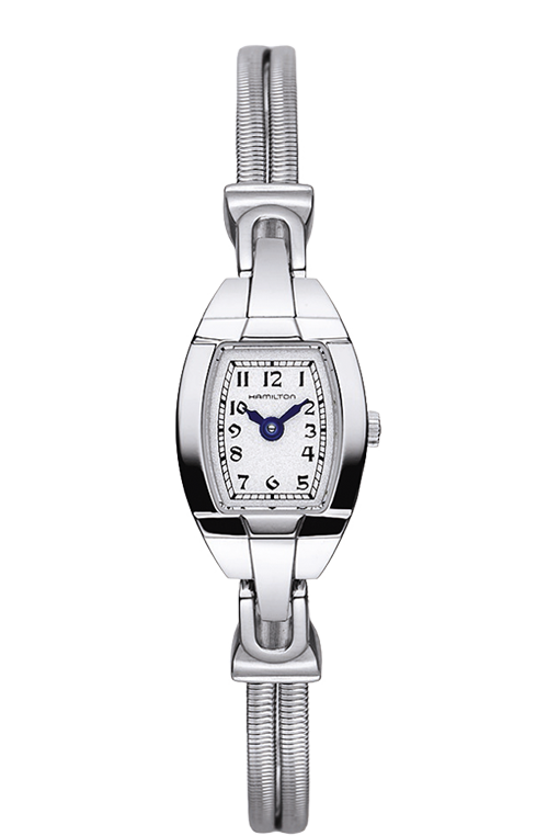 Hamilton 'Replica' 28mm Ladies Watch with Silver Dial