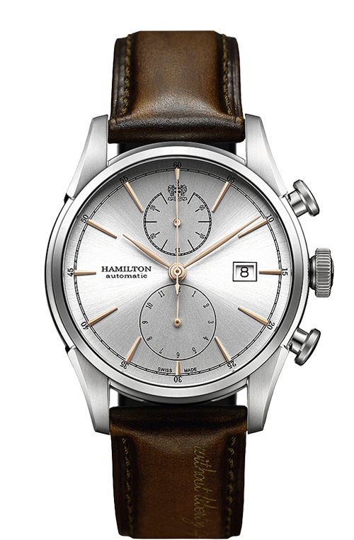 Hamilton Spirit Of Liberty Automatic Chronograph Watch