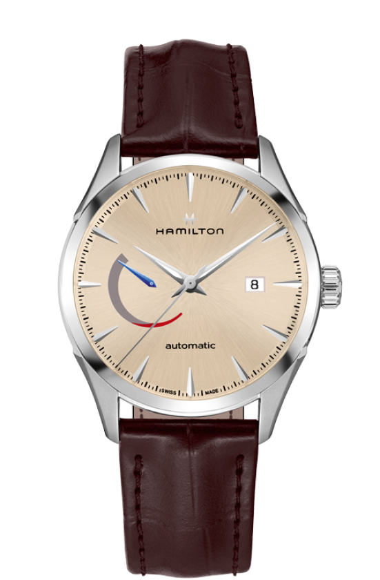 Hamilton Jazzmaster Power Reserve Automatic Watch