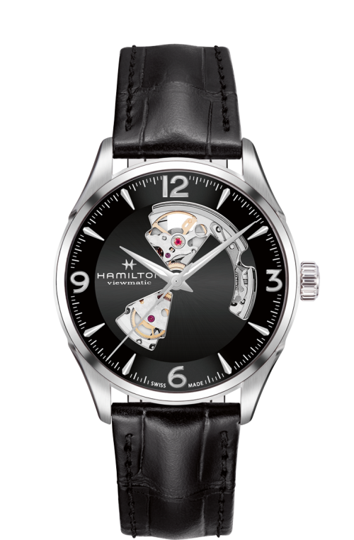 Hamilton Jazzmaster Open Heart Automatic Watch