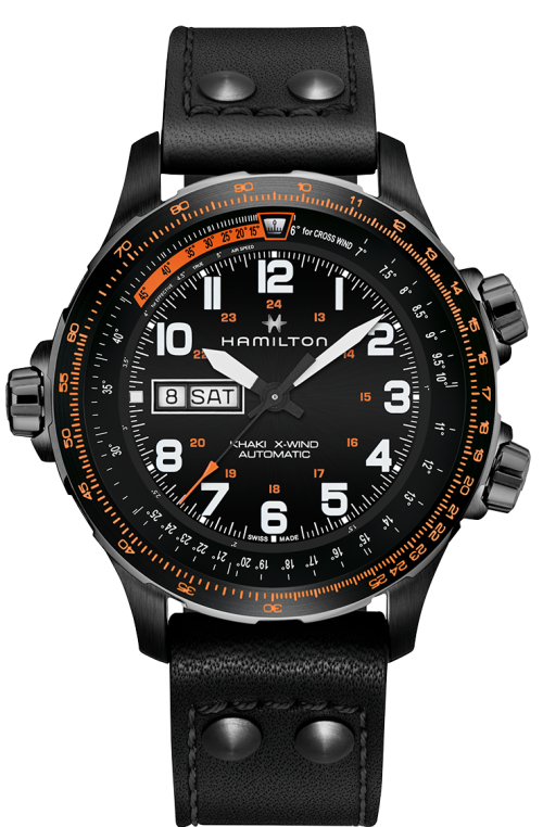 Hamilton X-Wind Day Date Automatic Watch
