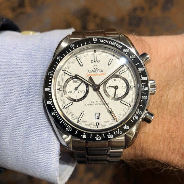 Pre-Owned Omega Speedmaster Racing Co-Axial Master Chronometer Chronograph Watch