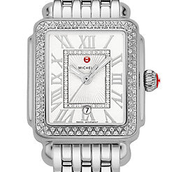 Michele Deco Madison Mid Diamond Watch