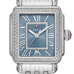 Michele Deco Madison Diamond Watch