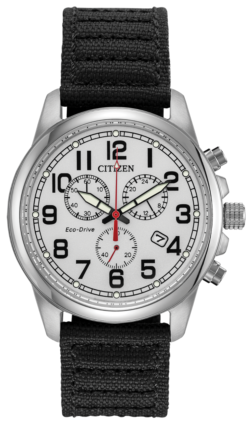 Citizen Military Chronograph Eco-Drive 39mm Watch