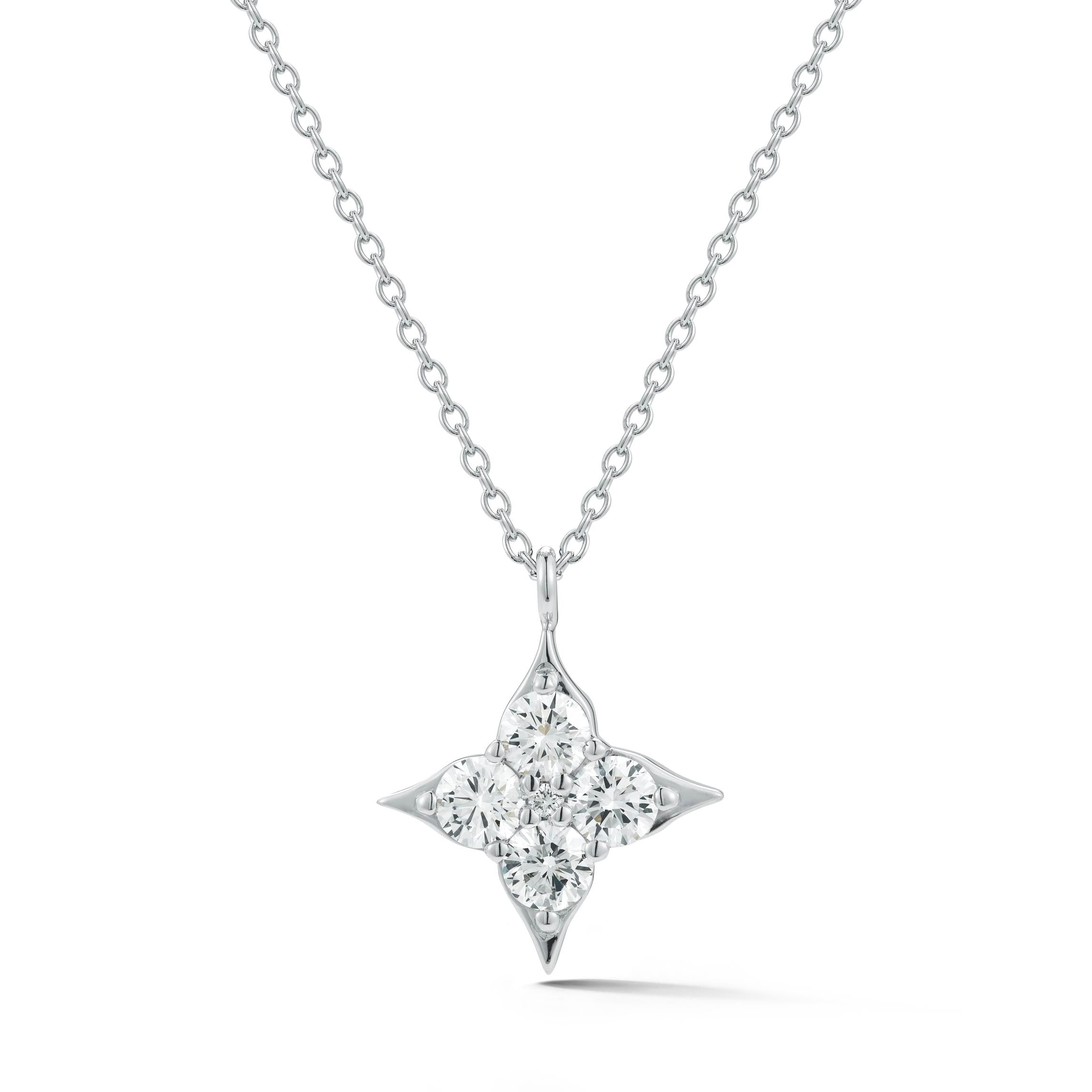 BLM Signature Star Shaped Pendant