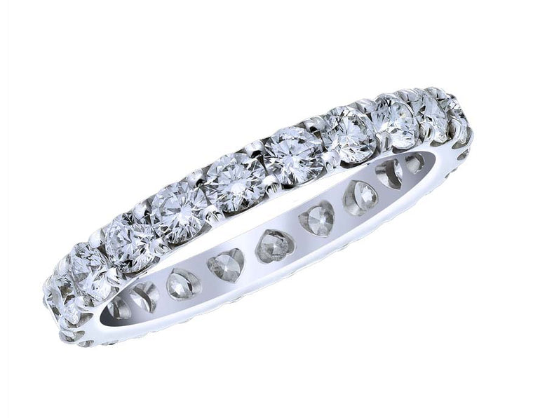 BLM Signature Diamond Eternity Band
