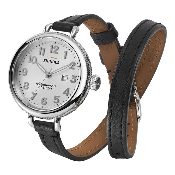 Shinola The Birdy 34mm Watch