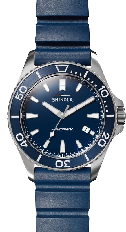 Shinola 'The Lake Michigan Monster' Automatic Watch
