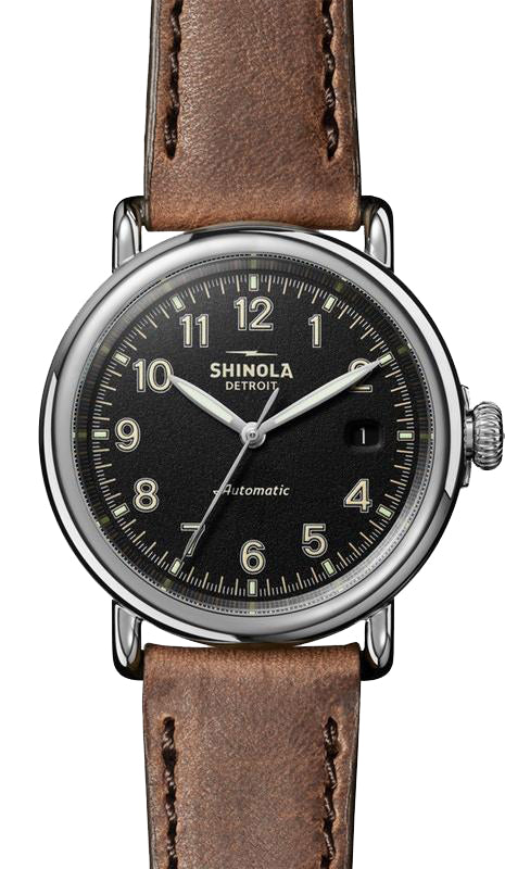 Shinola 'The Runwell' 39.5mm Automatic Watch