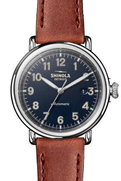 Shinola 'The Runwell' 45mm Automatic Watch