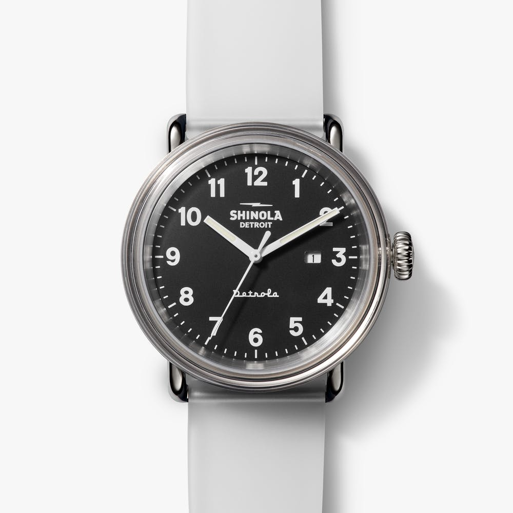 Shinola Detrola 'The Mood' Watch