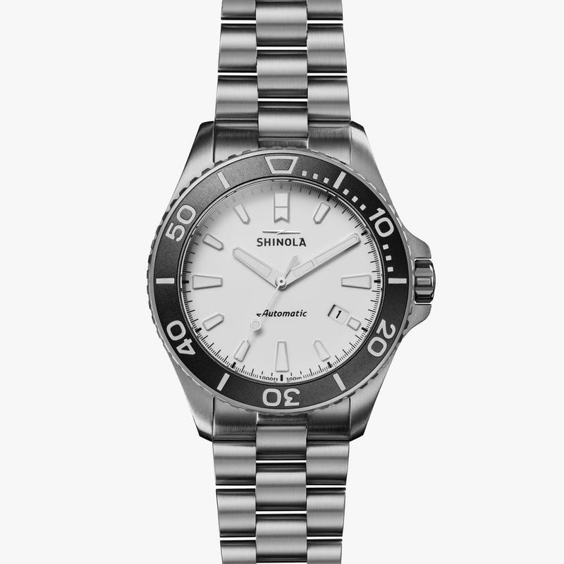 Shinola 'The Ice Monster' Automatic Watch